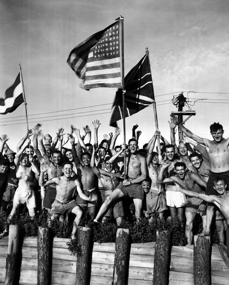 VJ Day - Victory in Japan - WWII at Click Americana (12)