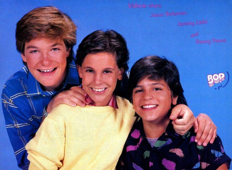 Valerie's Family actors 1980s - Jason Bateman, Jeremy Licht, Danny Ponce