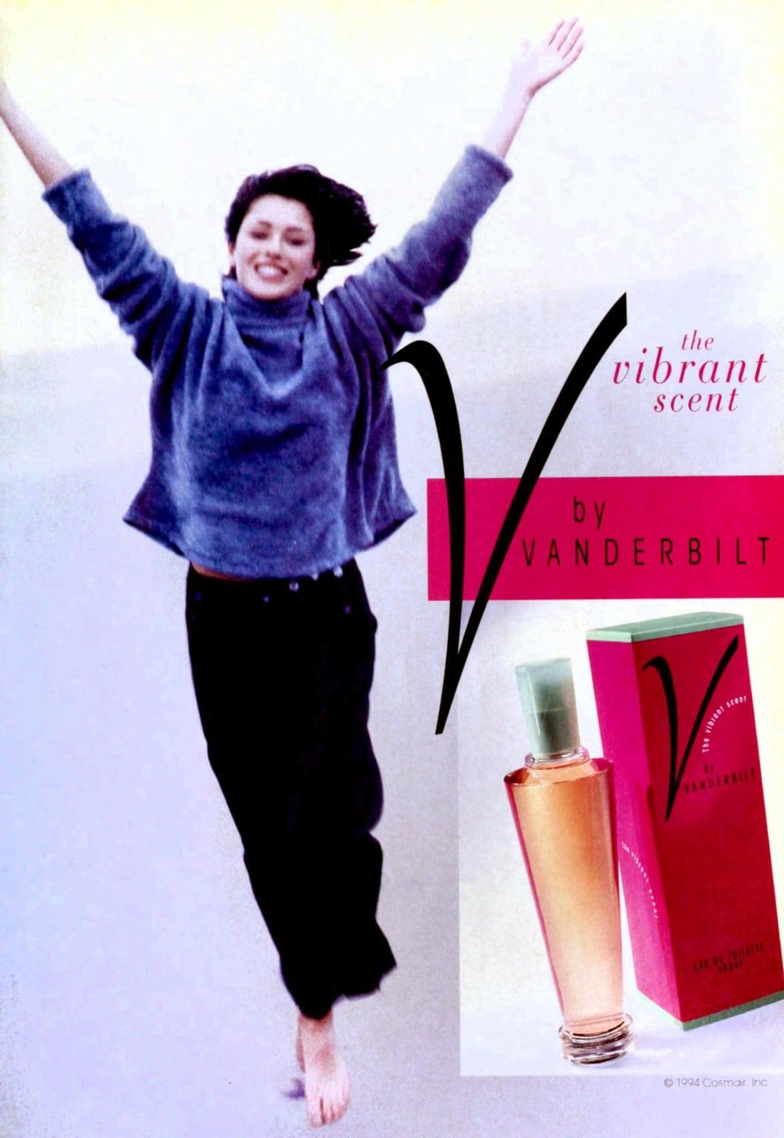 Vanderbilt eau de toilette by Gloria Vanderbilt (1994)