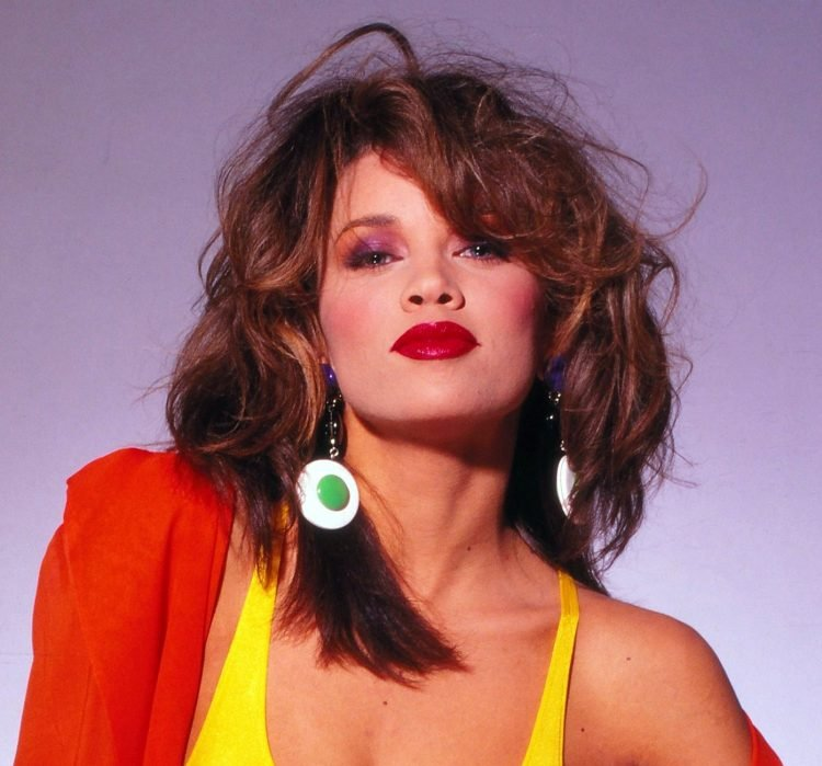 Vanessa Williams big hair