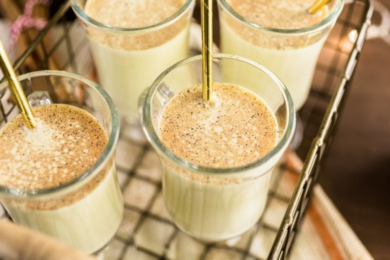 Victorian eggnog recipes for a party