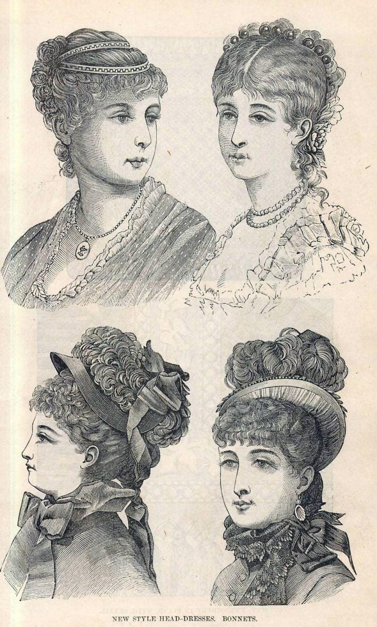 Victorian-era hair styles from 1879 (1)