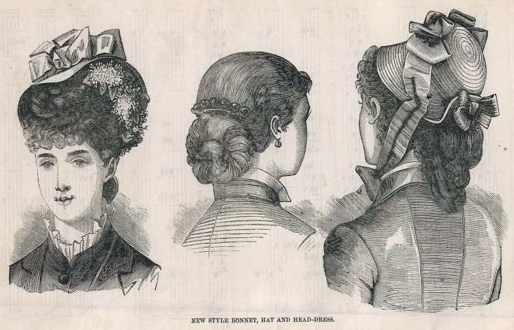 Victorian hairstyles for women (5)