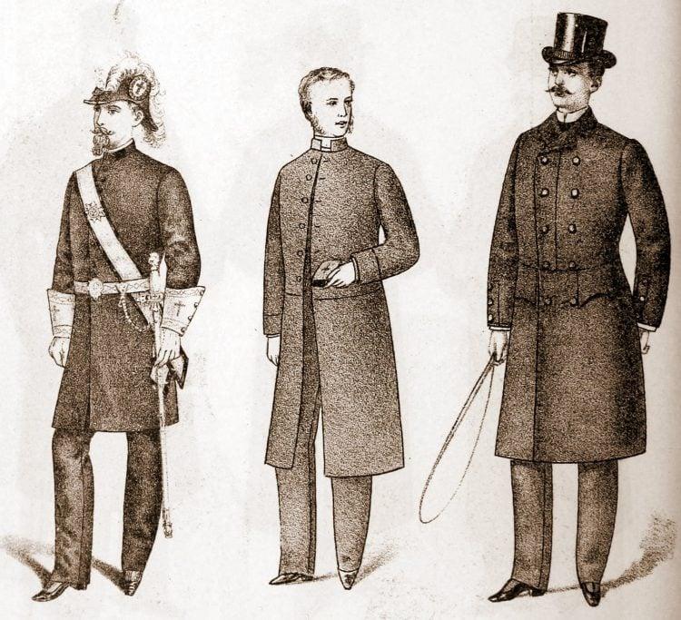 Victorian etiquette for men