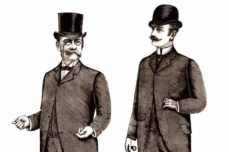 Victorian etiquette for men 72 simple rules for the dinner table