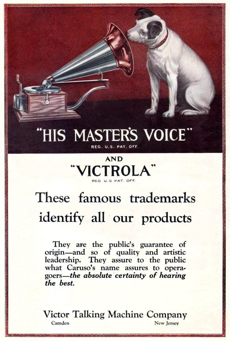 Victrola - His Master's Voice