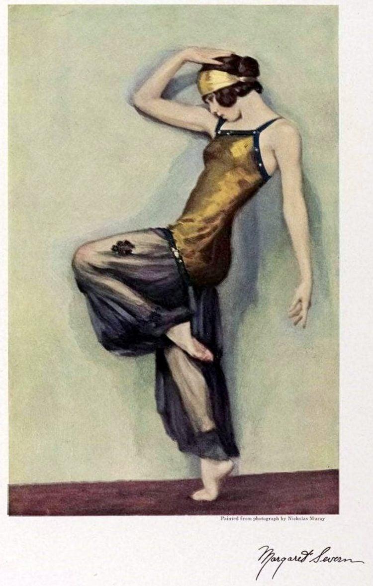 Vintage 1920s dresses and flapper clothes (2)