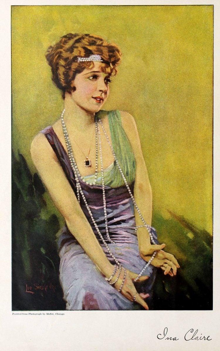 Vintage 1920s dresses and flapper clothes (4)