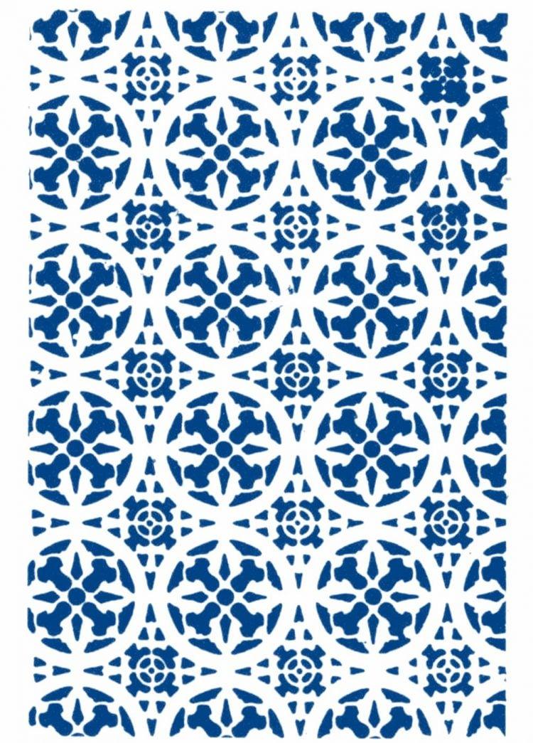 Vintage 1930s stencil patterns (3)