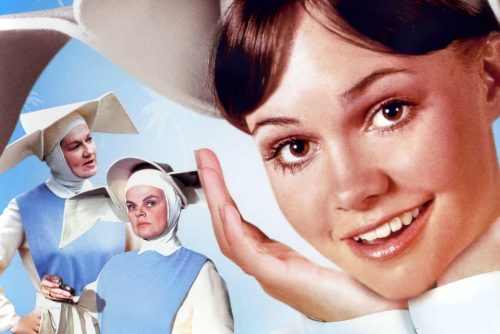 Vintage 1960s 1970s The Flying Nun TV show