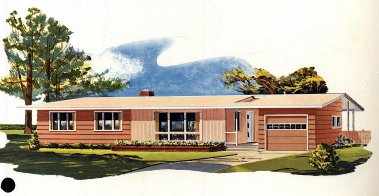 Vintage 1960s home plan 5164 (1)