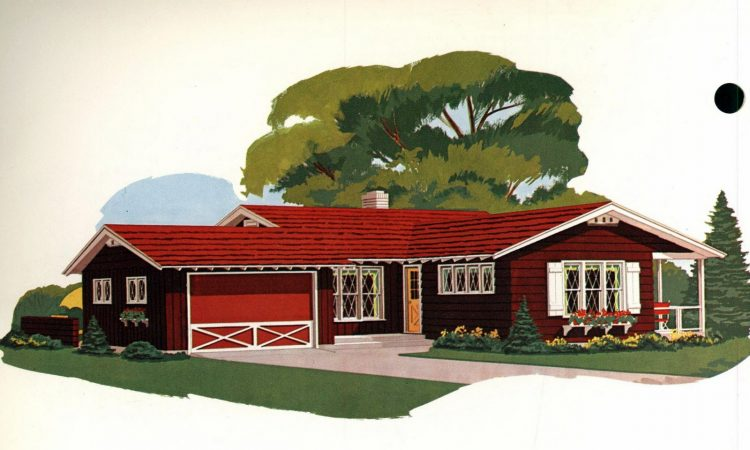Vintage 1960s home plan 6135 (1)