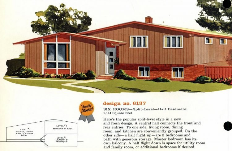 Vintage 1960s home plan 6137 (1)