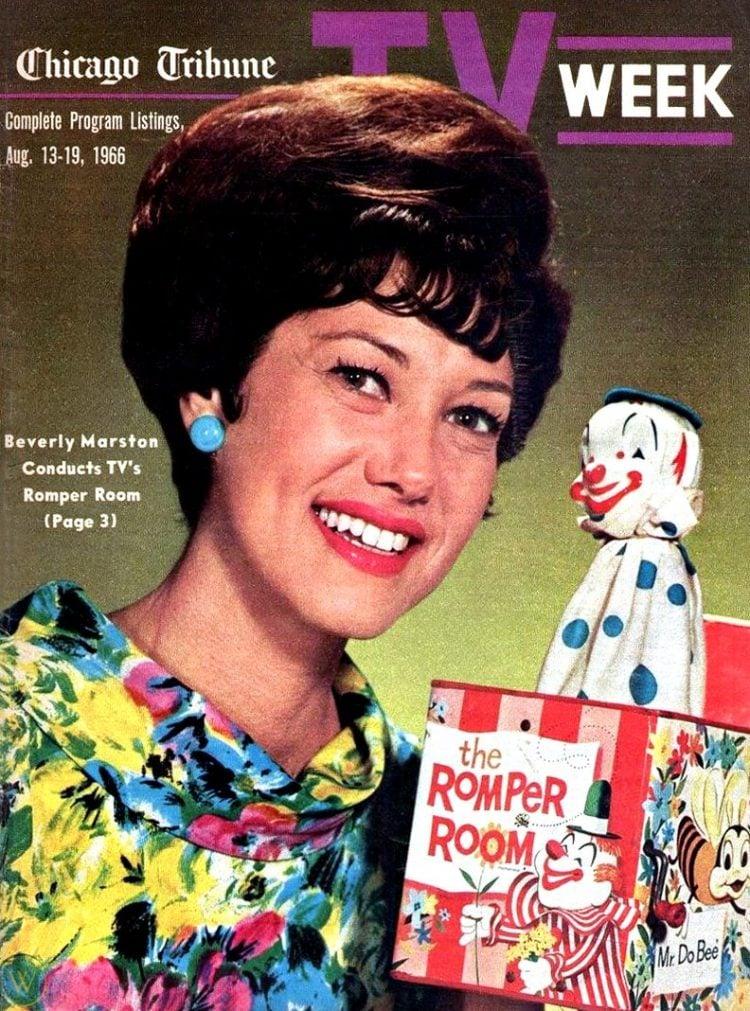 Vintage 1966 Chicago Romper Room