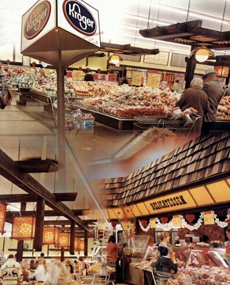 Vintage 1970s grocery store - Kroger in 1973 (6)