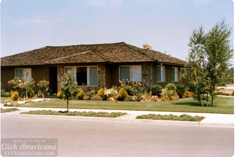 Vintage 1970s house in Santa Rosa California - Front yard - exterior (2)