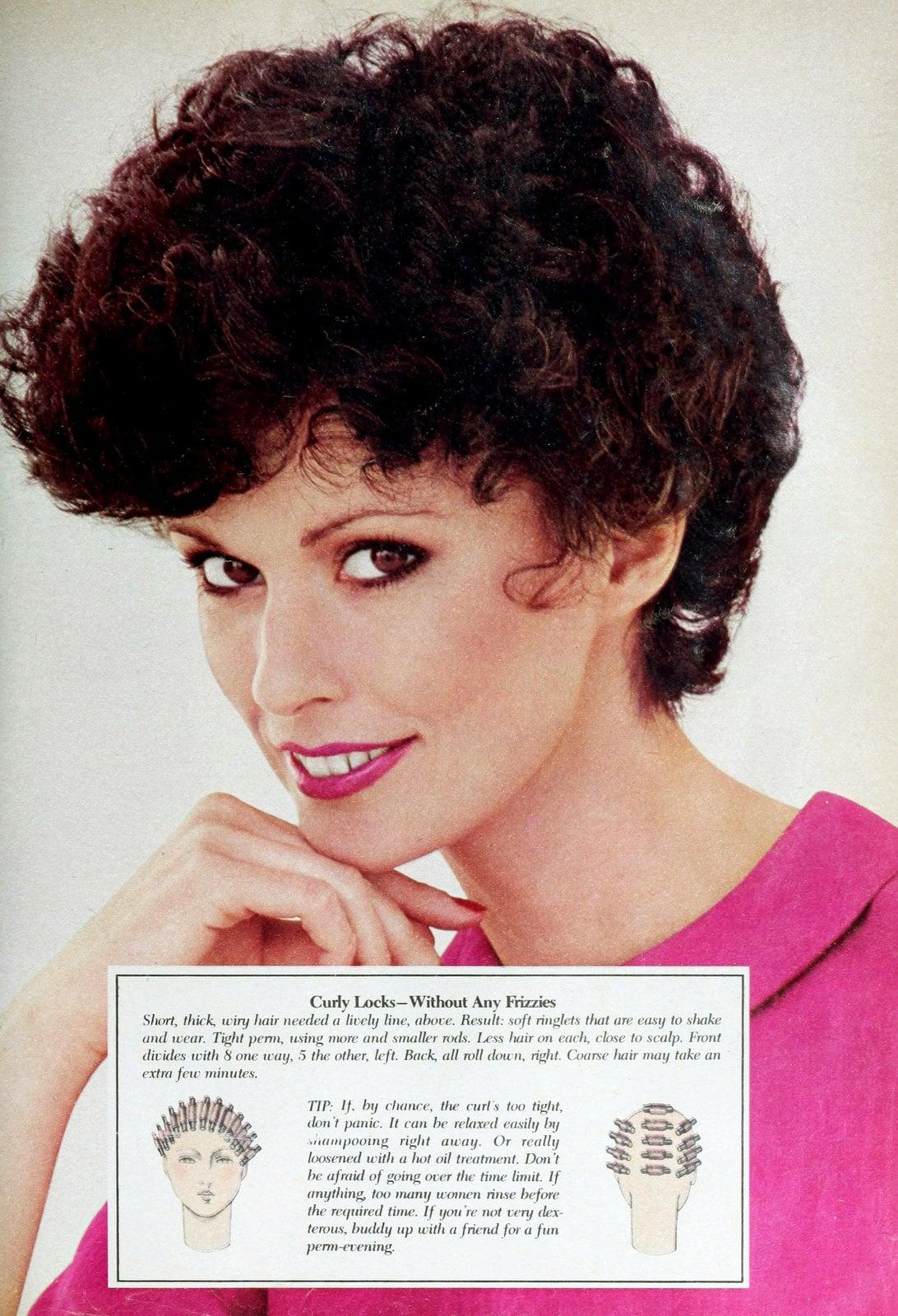 Vintage 1970s permed hairstyles (1)