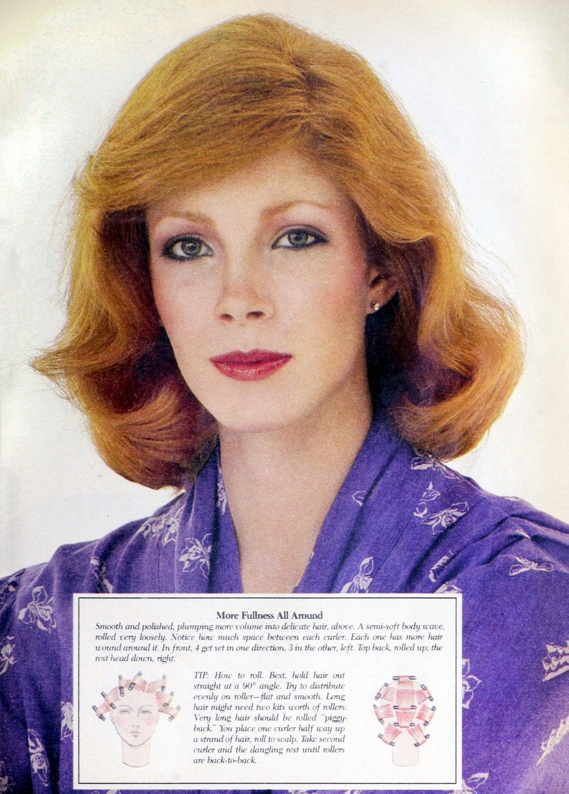 Vintage 1970s permed hairstyles (3)