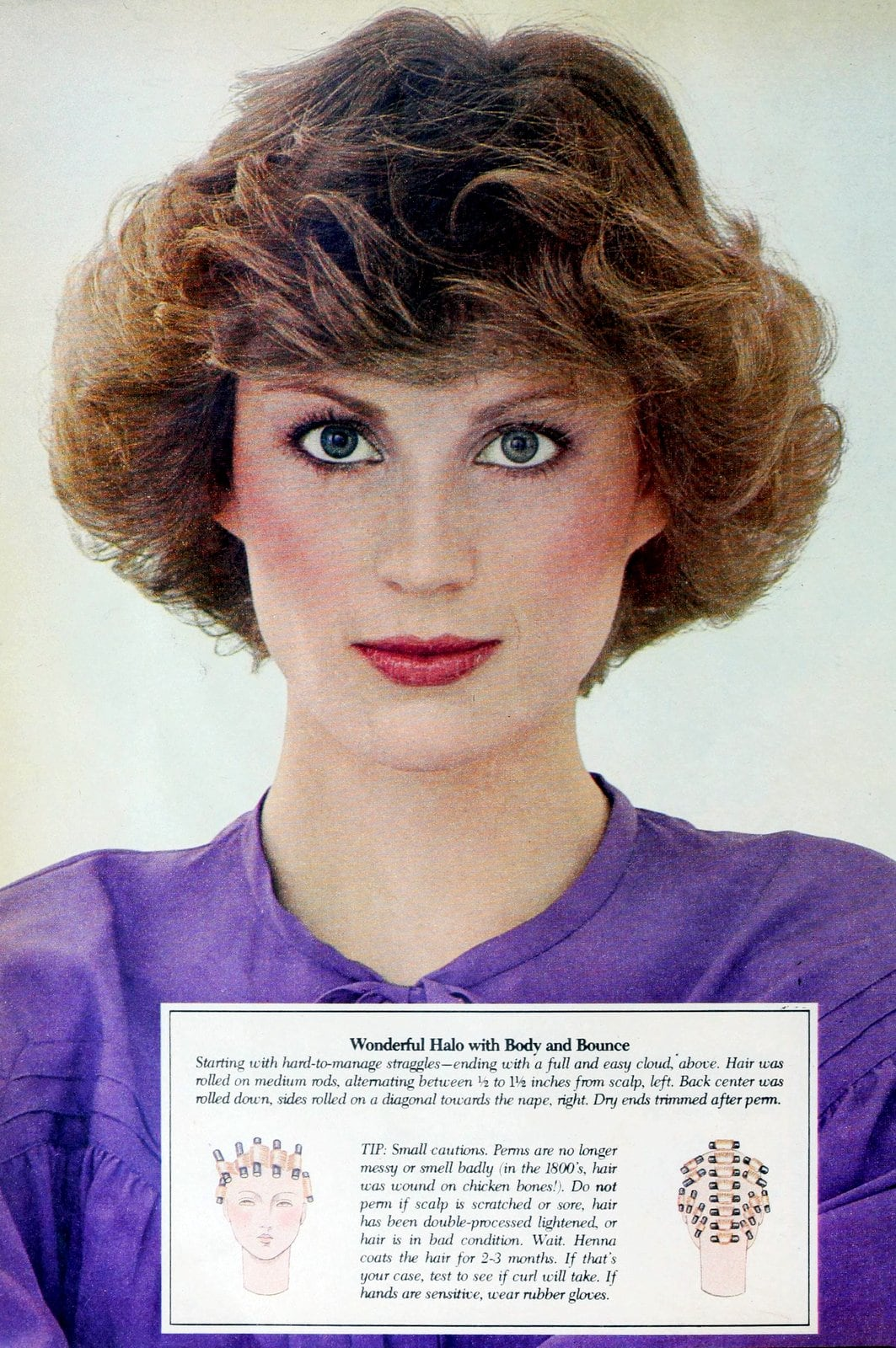 Vintage 1970s permed hairstyles (4)