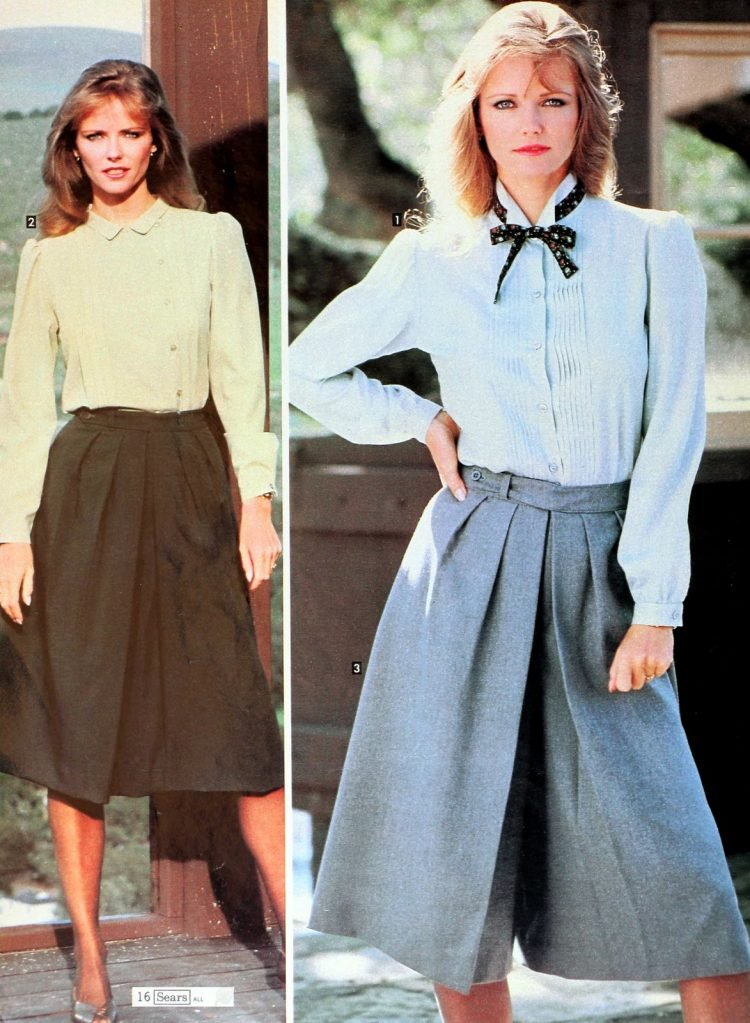 Vintage 1980s Cheryl Tiegs clothing line at Sears - Fashion photos (11)