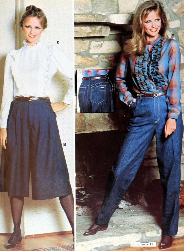 Vintage 1980s Cheryl Tiegs clothing line at Sears - Fashion photos (12)
