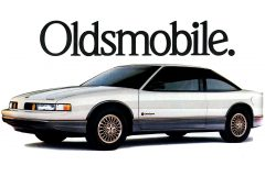 Vintage 1988 Oldsmobile classic cars