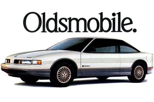 Vintage 1988 Oldsmobile classic cars