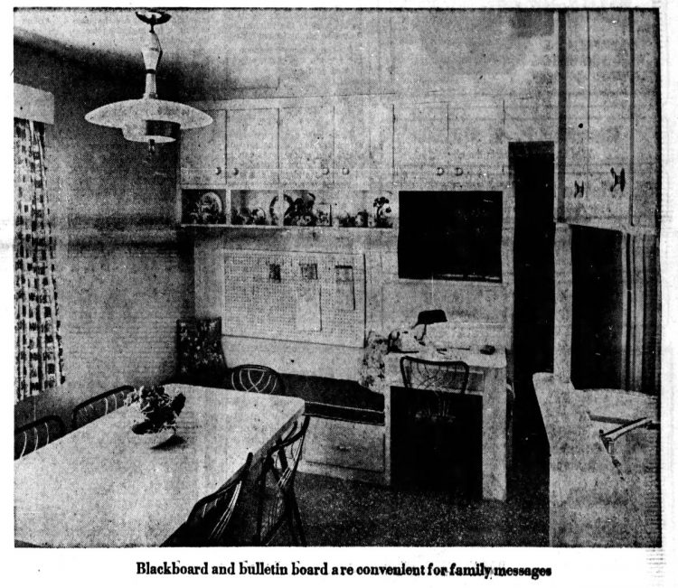 Vintage '50s homes in Gilbert Arizona - 1956
