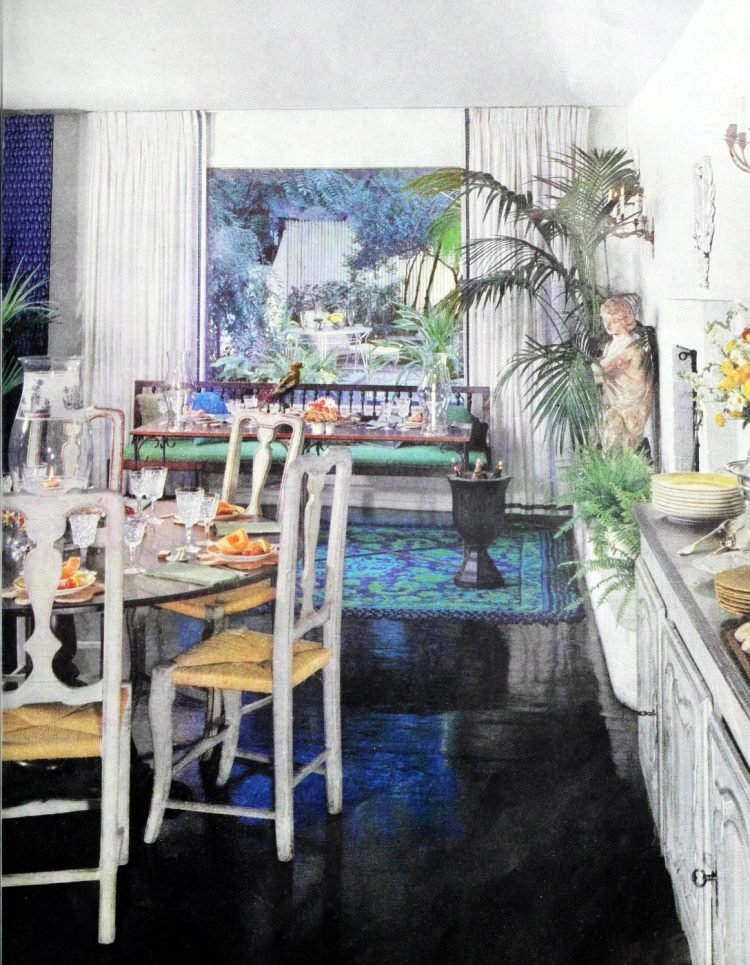 Vintage 50s table setting ideas from 1959 (5)