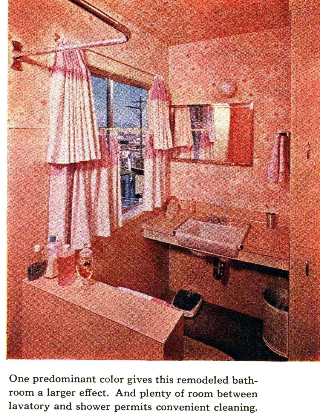 Vintage 60s bathroom decor ideas (3)