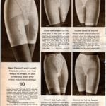 Vintage '60s lingerie - panty girdles from 1968 (7)