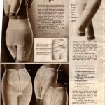 Vintage '60s lingerie - panty girdles from 1968 (9)