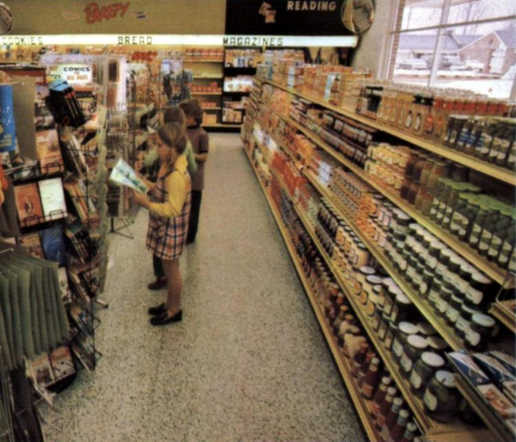 Vintage 7-Eleven stores from 1971 (4)