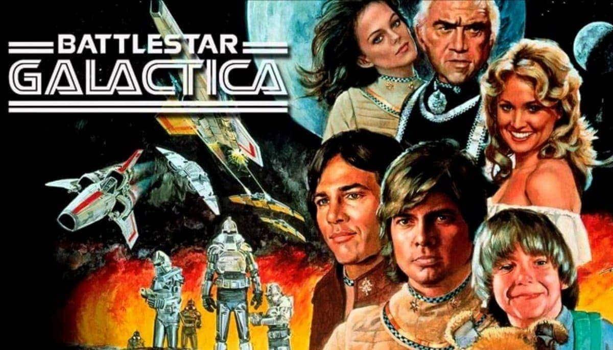 Battlestar Galactica – S1, Ep1 – Saga of a Star World