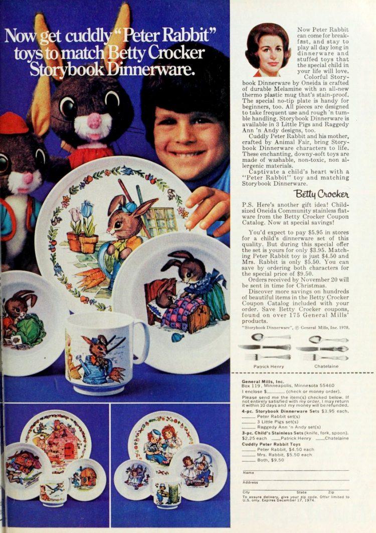 Memories plates