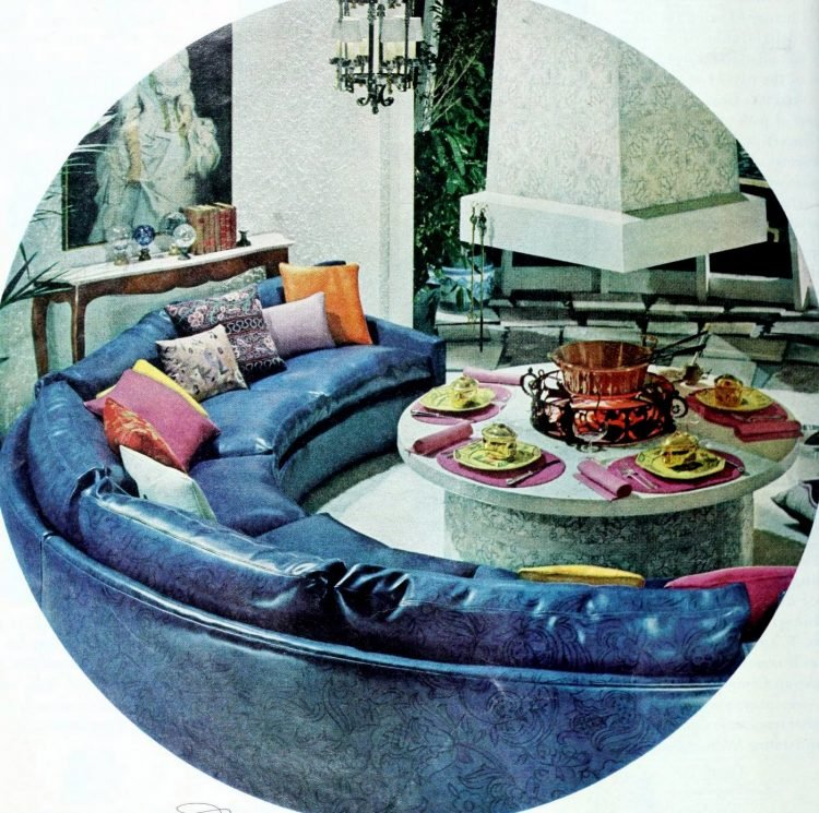 Vintage '70s curved sofas (5)