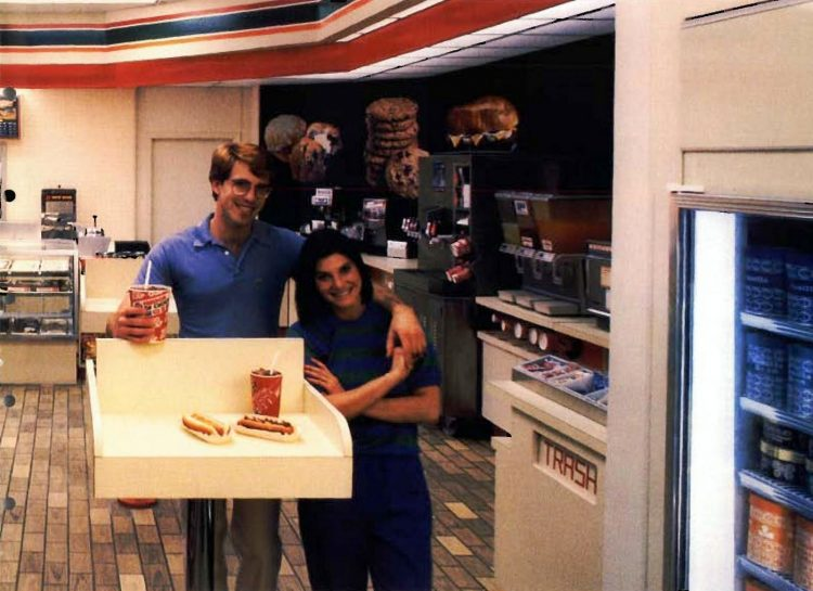 Vintage 80s 7-Eleven stores from 1984 (1)
