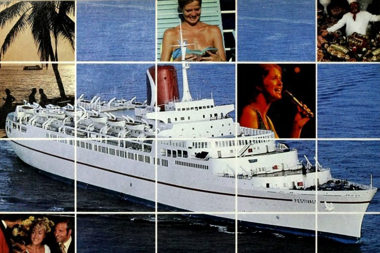 Vintage 80s cruises See what Princess, Carnival and other cruise ships used to look like