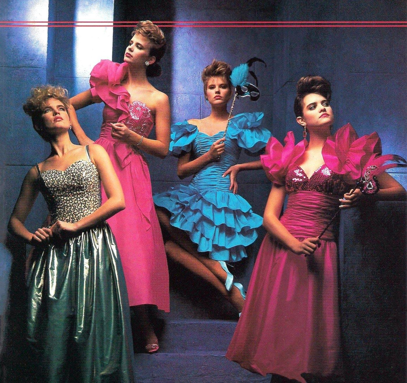 Vintage 80s prom dresses (1)