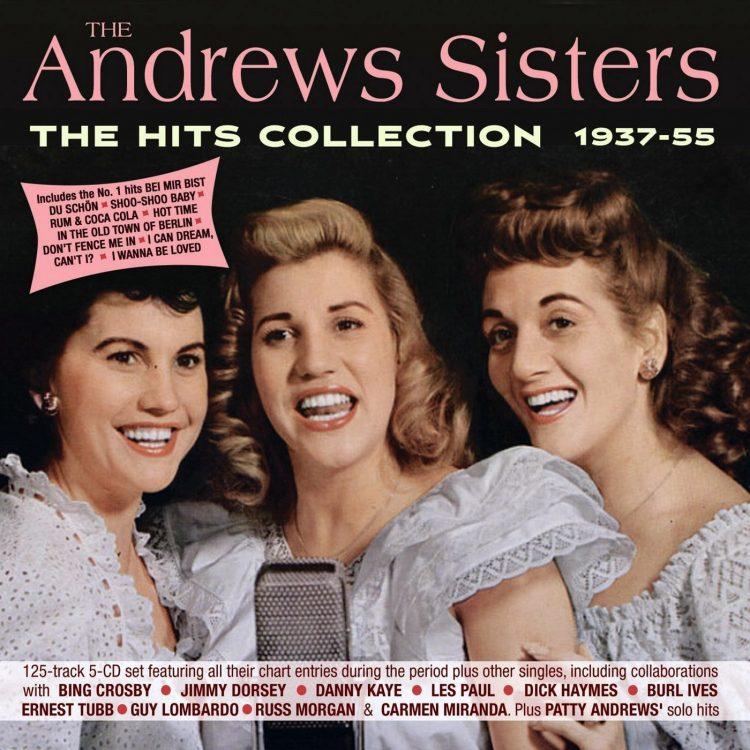 Vintage Andrews Sisters album