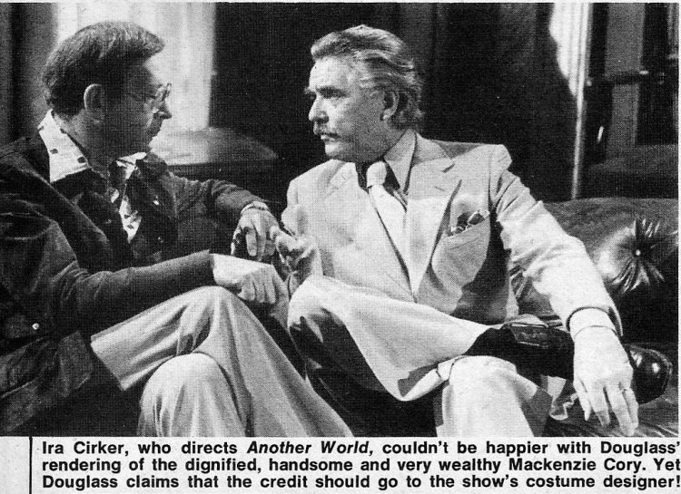 Vintage Another World soap opera