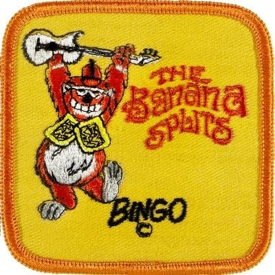 Vintage Banana Splits TV character patch - Bingo