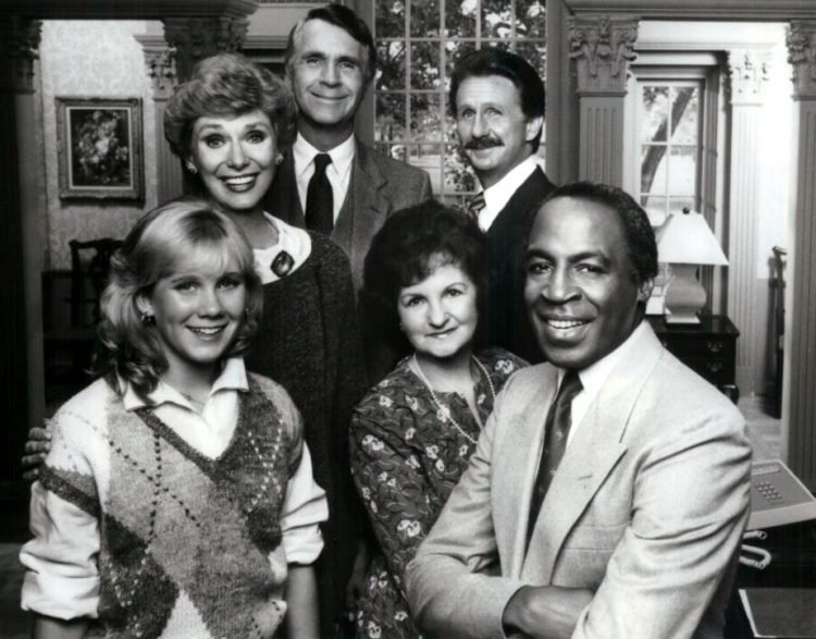 Vintage PR photo - Benson TV sitcom