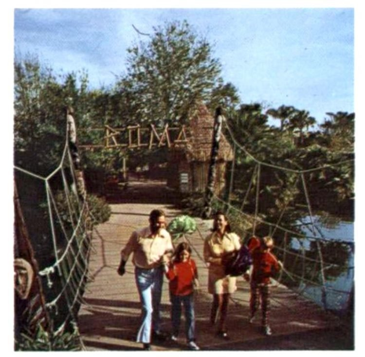 Vintage Busch Gardens in the 1970s (3)