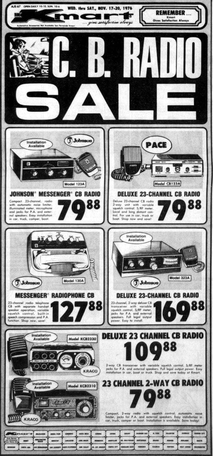 Progress Bulletin (Pomona, California) 17 Nov 1976, Wed