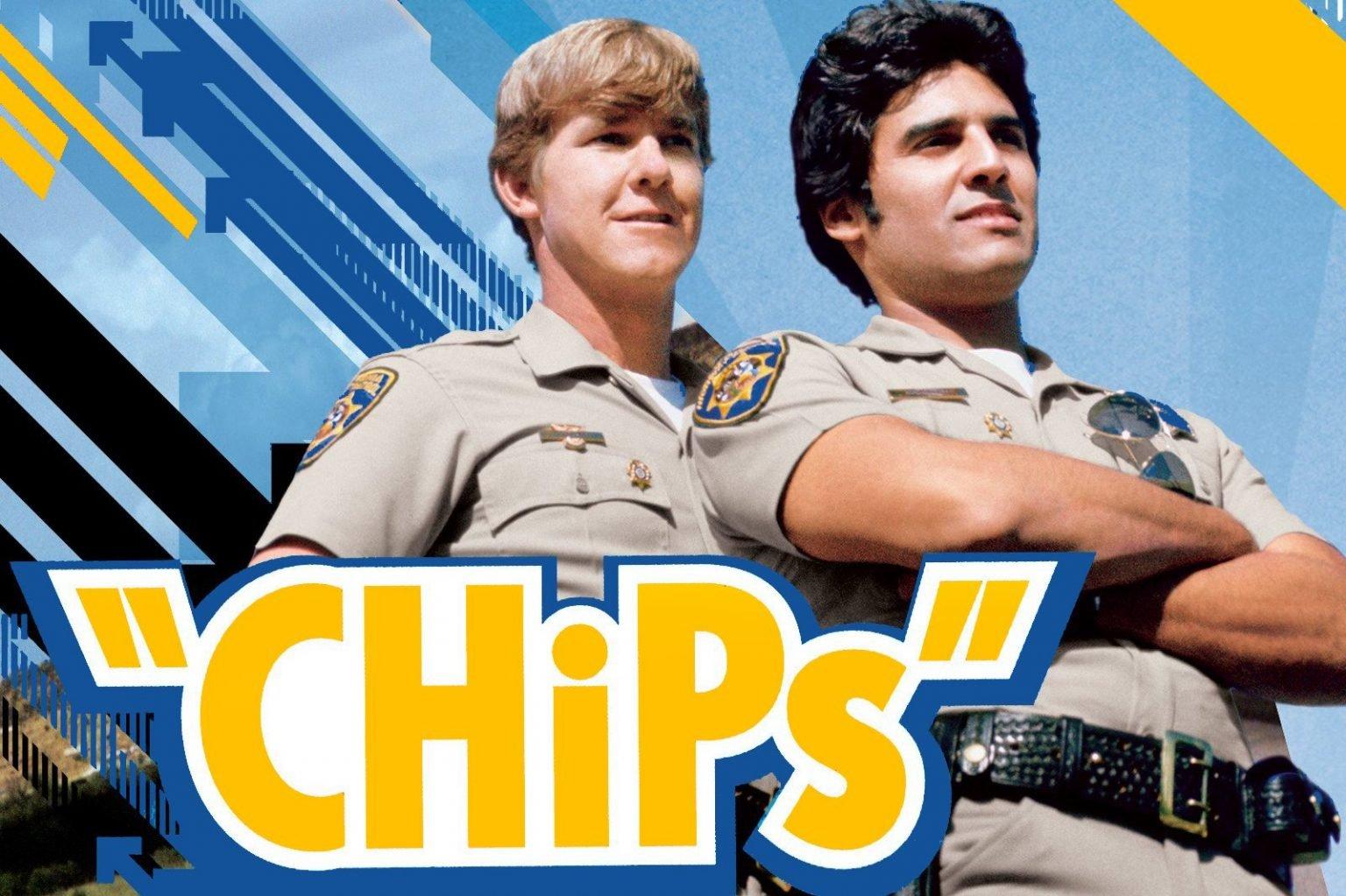 Vintage CHiPS TV series