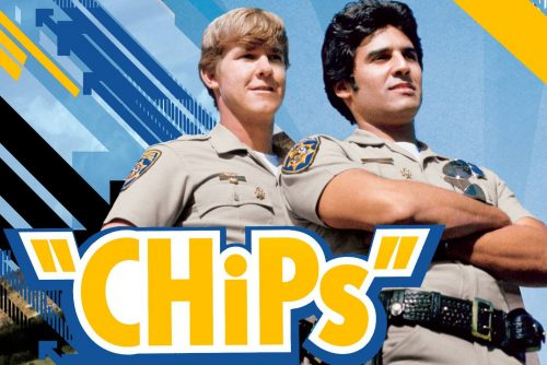 Vintage CHiPS TV series