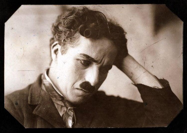 Vintage Charlie Chaplin silent movies (1)