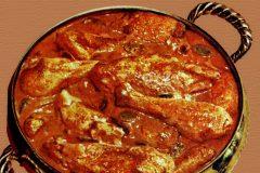 Vintage Chicken paprika recipe