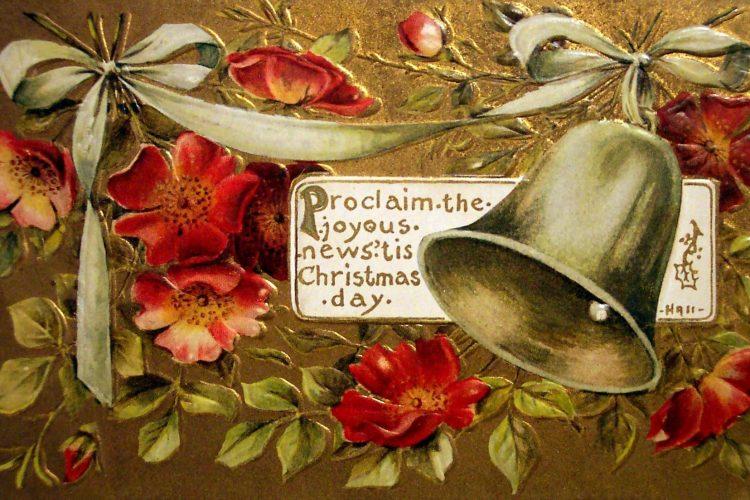 Vintage Christmas postcards (1)